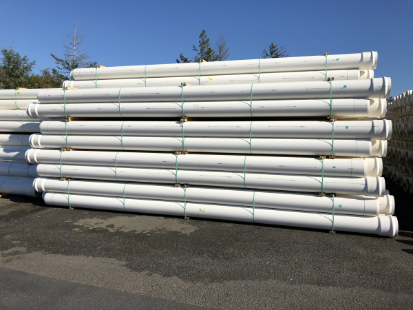 Cresline PVC Irrigation Pipe